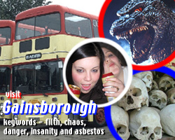 Gainsborough: filth chaos danger insanity and asbestos