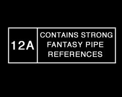 Rating: fantasy pipe references
